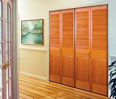 A Guide to Picking Doors & How to Replace Slats From Louver Doors With Panels | Doors Beach ... Pezcame.Com