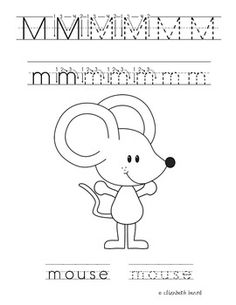 math worksheet : 1000 images about letter m on pinterest  letter m activities  : Letter M Worksheets For Kindergarten
