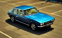 Jensen Interceptor III - 1974 Maintenance/restoration of old/vintage vehicles: the material for new cogs/casters/gears/pads could be cast polyamide which I (Cast polyamide) can produce. My contact: tatjana.alic@windowslive.com