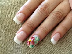 3D nail by Wendy Nails Elite