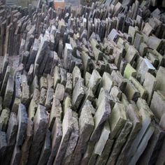 Smooth Old Reclaimed Flagstones | Ribble Reclamation