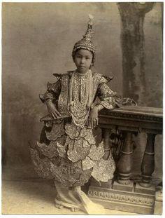 Burmese Princess