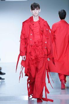 Craig Green Menswear Fall Winter 2015 London - NOWFASHION