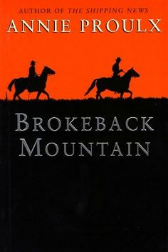 """""""There was some open space between what he knew and what he tried to believe, but nothing could be done about it, and if you can't fix it you've got to stand it.""""   ― E. Annie Proulx, Brokeback Mountain"""