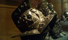 Gladiator Helmet/ Close-up | by amber-bee