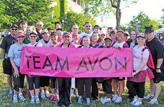 Avon Walk for Breast Cancer: Avon Walk Blog