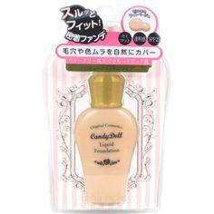 Candy-Doll-Japan-Makeup-Liquid-Foundation-N-SPF25-34g-1-1-fl-oz-by-Tsubasa