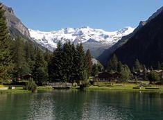Valle d'Aosta - Lago Gover e Monte Rosa