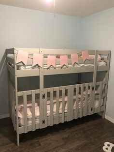 """Acquire excellent ideas on """"modern bunk beds for boys room"""". - Acquire excellent ideas on """"modern bunk beds for boys room"""". They are accessible for you on our - Bunk Bed Crib, Toddler Bunk Beds, Bunk Beds For Boys Room, Kid Beds, Kids Bedroom, Baby Bunk Beds, Sharing Bed, Loft Spaces, How To Make Bed"""