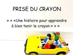 PRISE DU CRAYON: Une histoire pour apprendre comment bien tenir le crayon - YouTube                                                                                                                                                                                 Plus Pre Writing, Writing Skills, Writing Prompts, Brain Gym, Preschool Kindergarten, Occupational Therapy, Kids Education, Social Platform, Kids And Parenting