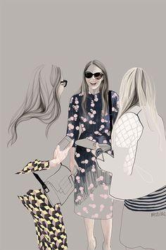 Fashion Illustrations by Agata Wierzbicka (16)