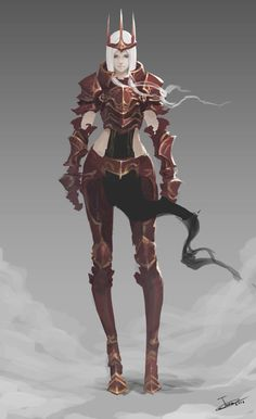 """""""Red Knight concept"""""""