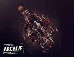 "Check out this @Behance project: ""The Broken Bottle - CGI"" https://www.behance.net/gallery/37722393/The-Broken-Bottle-CGI"