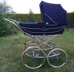 Pram - coachbuilt Marmet, we had one when Fi was a baby