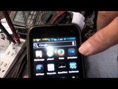 How to Make Android as oscilloscope - YouTube