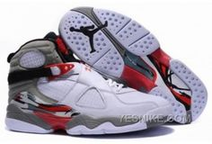 http://www.yesnike.com/big-discount-66-off-air-jordan-8-retro-ls-pour-hommes-blanc-gris.html BIG DISCOUNT! 66% OFF! AIR JORDAN 8 RETRO LS POUR HOMMES BLANC/GRIS Only $85.00 , Free Shipping!