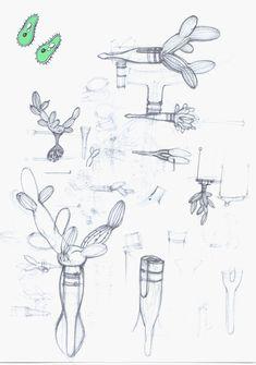 SeulGi Kwon drawings - ThinkHand