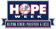 2015 NEW YORK YANKEES HOPE WEEK