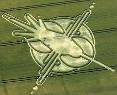 Crop circles ... beautiful