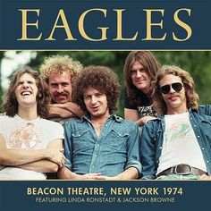 Beacon Theatre, New York 1974 - Eagles, CD