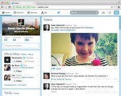 Twitter rolling out refreshed website to match the look & feel of its iOS and Android apps