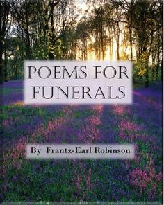Poems for Funerals