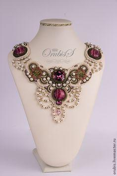 Handmade jewelry sets. Fair Masters - handmade VERSAILLES 2. Handmade.