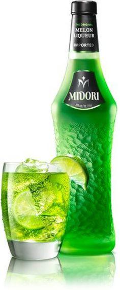 緑レモンliquor|洋酒好きのリキュール写真日記