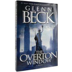 Glenn Beck Books | Glenn Beck's The Overton Window Autographed Hardcover |