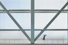 San Wayao Community Sports Center / CSWADI