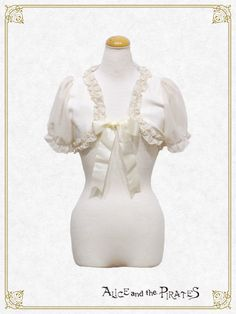 Alice and the Pirates Twinkle Lame Chiffon Bolero