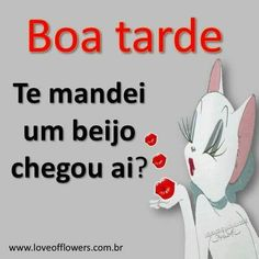 Portuguese Quotes, Sign Language Alphabet, Good Afternoon, Suzy, Funny Memes, Humor, Disney, Good Afternoon My Love, Photo Galleries
