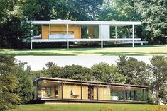 """""""The Greening of a Midcentury Classic"""" - elegant, outdoor-linked living"""
