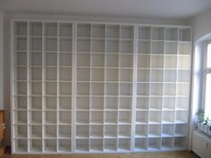 IKEA Hackers: Gigantic Expedit-Bookcase- modification how-to