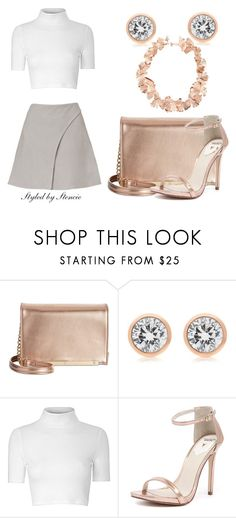"""""""LA Girl"""" by stencie on Polyvore featuring INC International Concepts, Michael Kors, Glamorous, Windsor Smith and Aurélie Bidermann"""