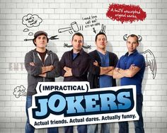 impractical jokers - Google Search