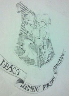 Hogwart's logo..