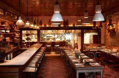 The 14 Best Italian Restaurants In Nyc Bistro Rustic Market