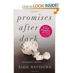 Promises After Dark (After Dark Book 3) by Sadie Matthews.