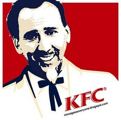 nic cage as