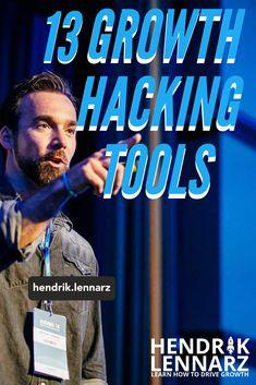 Die Folie zu Growth Hacking Tools wird in meinen Growth Hacking Bootcamps am häufigsten fotografiert. Jeder mag einfach kleine oder große Helferlein, die einem das Leben einfacher machen. Erst recht in einer Welt, die immer technischer und IT-lastiger wird, aber die meisten selber nicht ausreichende IT-Skills besitzen. Boot Camp, Content Management System, Growth Hacking, E-mail Marketing, The Fool, Hacks, Learning, Madness, Startup Ideas