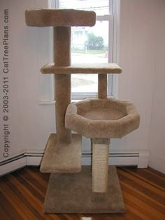 1000 images about cat condos on pinterest cat tree plans cat condo and cat trees. Black Bedroom Furniture Sets. Home Design Ideas