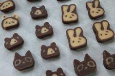 Fun icebox cookies