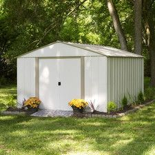 Oakbrook 10 Ft. W x 14 Ft. D Storage Shed