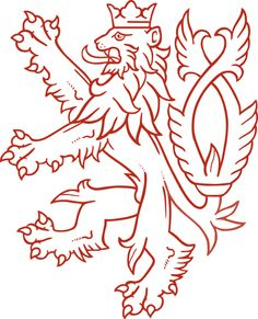 Tattoo Lion Crown Design Coat Of Arms 33 Trendy Ideas Lion Vector, Vector Free, Art Design, Graphic Design Art, Czech Republic Flag, Lion Tattoo Design, Tattoo Designs, Royal Party, Lion Art