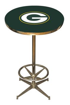 Use this Exclusive coupon code: PINFIVE to receive an additional 5% off the Green Bay Packers Pub Table at SportsFansPlus.com
