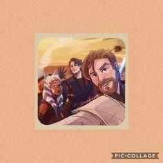 Prequel Memes, Obi Wan, Star Wars Characters, Fanart, Stars, Movie Posters, Star Wars Art, Clone Wars, Film Poster