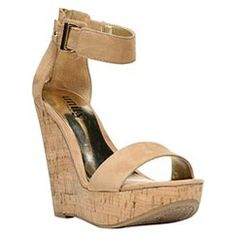 051325d3aa73 Expect More. Pay Less. Platform Wedges ShoesBlack ...