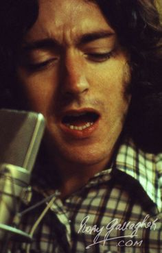 Picture of Rory Gallagher