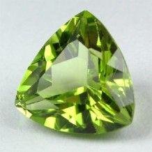Chrysolite (peridot)
